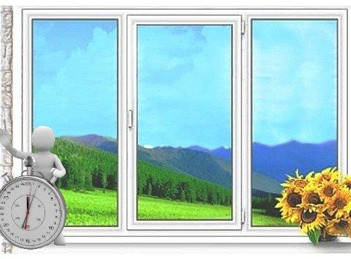 Терміновий ремонт вікон.  «